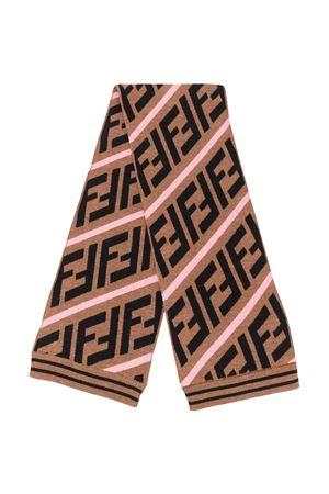 Brown scarf Fendi Kids  FENDI KIDS | 77 | JUQ001A2M4F1C5A