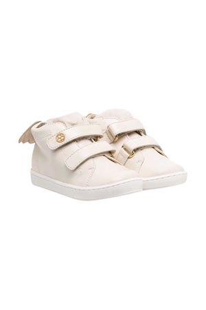 Florens cream high sneakers  FLORENS KIDS   12   E906210C