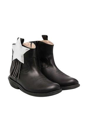 Black ankle boots Florens kids FLORENS KIDS | 12 | J1420CAM