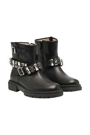 Black ankle boots Florens  FLORENS KIDS   12   K2353CAM
