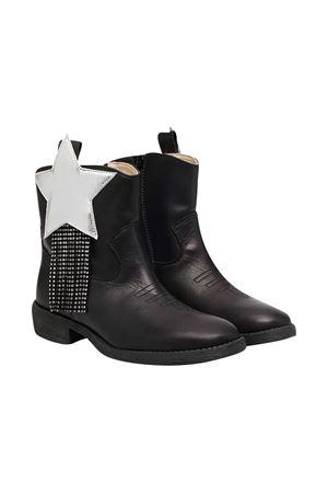 Black ankle boots teen Florens FLORENS KIDS | 12 | K2420CAMT
