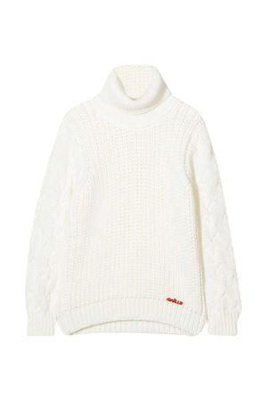 Maglione bianco Gaelle Paris Kids Gaelle | 7 | 2731W0066BIANCO