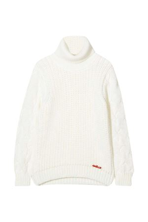 White sweater teen Gaelle Paris Kids Gaelle | 7 | 2731W0066BIANCOT