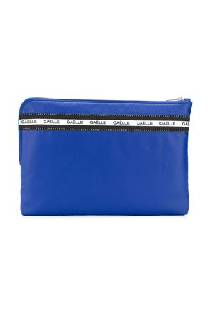 Clutch blu con applicazioni multicolor Gaelle Paris kids Gaelle | 31 | 2741BAG0287ROYAL