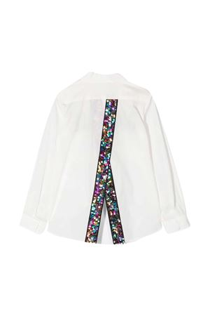 Gaelle Paris Kids white shirt  Gaelle | 5032334 | 2741C0165BIANCA