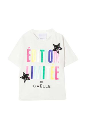 White teen t-shirt Gaelle Paris Kids  Gaelle | 8 | 2741M0162BIANCOT
