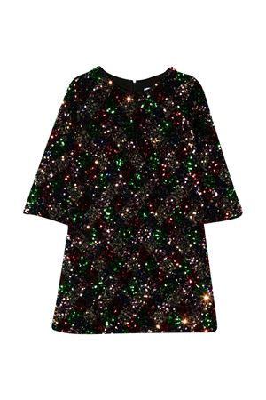 Black dress Gaelle Paris Kids Gaelle | 11 | 2741V0158MULTICOLOR