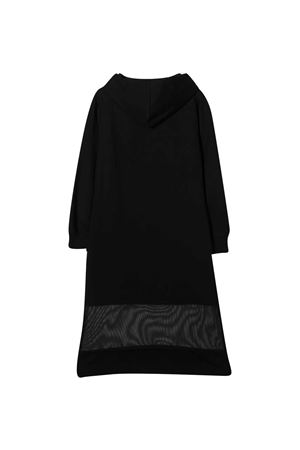 Black long sweatshirt dress Gaelle Kids  Gaelle | 11 | 2741V0214NERO