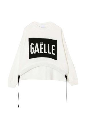 Maglione bianco teen Gaelle Kids Gaelle | 7 | 2741W0174BIANCOT