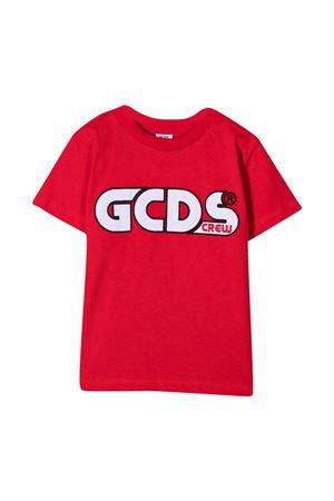 T-shirt rossa GCDS Kids GCDS KIDS | 8 | 025740040