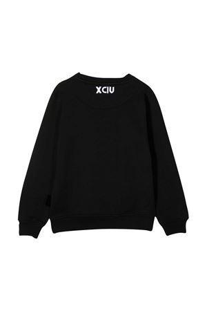Black sweatshirt GCDS kids  GCDS KIDS | -108764232 | 025744110