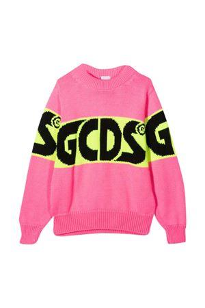 Pink sweater teen GCDS kids  GCDS KIDS | -108764232 | 025756134T