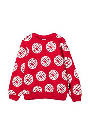 Red sweatshirt teen GCDS kids  GCDS KIDS | 7 | 025767040T