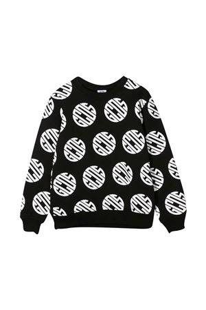 Black sweatshirt GCDS kids  GCDS KIDS | 7 | 025767110