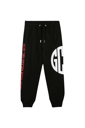 Black jogger teen Gcds Kids GCDS KIDS   9   025768110T