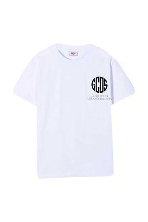 Diadora Junior white teen t-shirt  GCDS KIDS | 8 | 025769001T