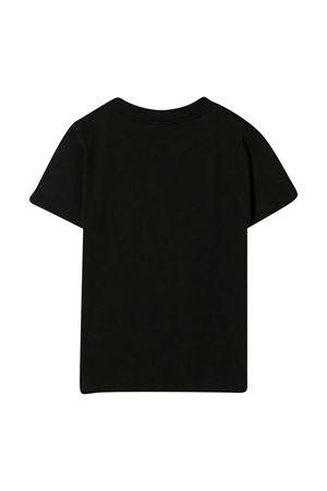 Diadora Junior black teen t-shirt  GCDS KIDS | 8 | 025769110T