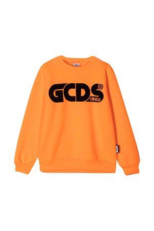 Diadora Junior fluo orange sweatshirt  GCDS KIDS | 7 | 025775176