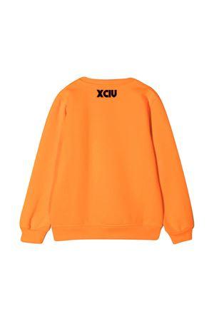 Felpa arancione fluo teen Diadora Junior GCDS KIDS | -108764232 | 025775176T