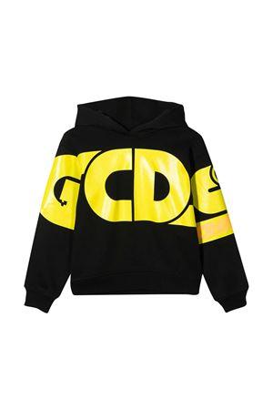 Felpa nera teen GCDS kids GCDS KIDS | 5032280 | 025792110T