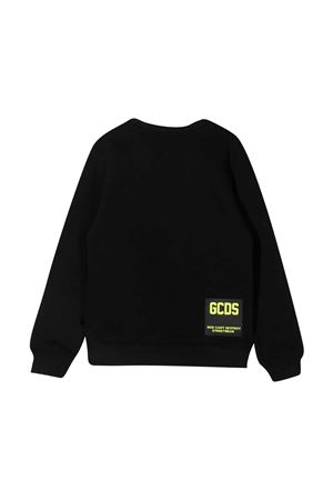 Black teen sweatshirt Diadora Junior GCDS KIDS | -108764232 | 025863110T