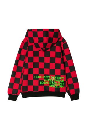 Checkered sweatshirt Diadora Junior  GCDS KIDS | -108764232 | 025871040
