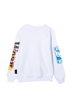 White sweatshirt Gcds Kids GCDS KIDS | -108764232 | 025875001