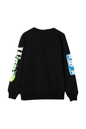 Black sweatshirt Gcds Kids  GCDS KIDS | -108764232 | 025875110