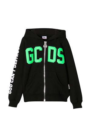 Felpa nera Gcds Kids GCDS KIDS | -108764232 | 025883110