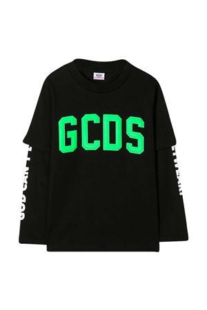 Black sweatshirt teen Gcds Kids GCDS KIDS | 8 | 025884110T