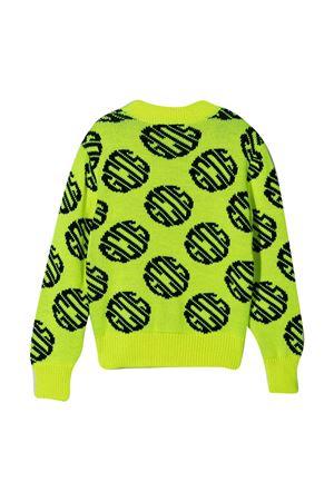 Fluo yellow sweater Gcds Kids GCDS KIDS | -108764232 | 025890023