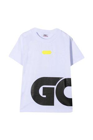 White t-shirt teen GCDS kids  GCDS KIDS | 8 | 025892001T