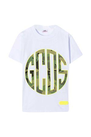 White t-shirt GCDS kids GCDS KIDS | 8 | 025893001