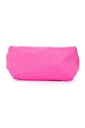 Fucsia belt bag with black logo GCDS kids GCDS KIDS | 5032342 | 025921134