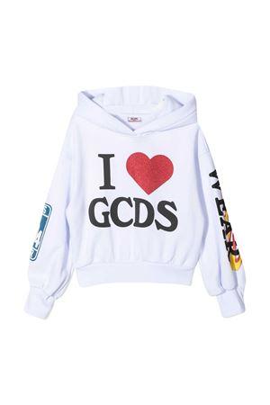 Black sweatshirt teen Gcds Kids GCDS KIDS   -108764232   026178001T
