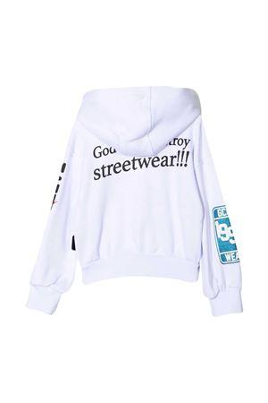 White sweatshirt Gcds Kids  GCDS KIDS | -108764232 | 026178001