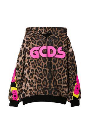 Sweatshirt animalier teen Gcds Kids GCDS KIDS   5032280   026185200T