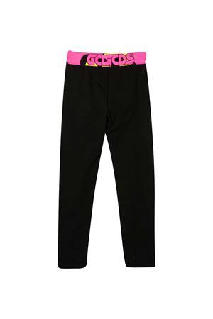 Black leggings teen Gcds Kids  GCDS KIDS | 411469946 | 026189110T