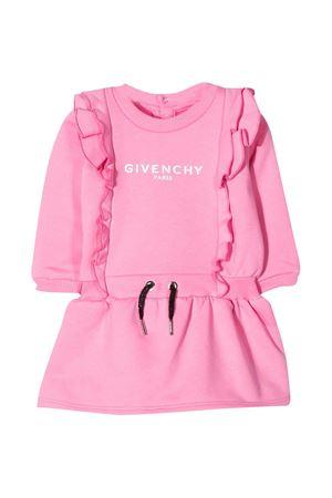 Abito rosa neonata Givenchy Kids Givenchy Kids | 11 | H0206144G