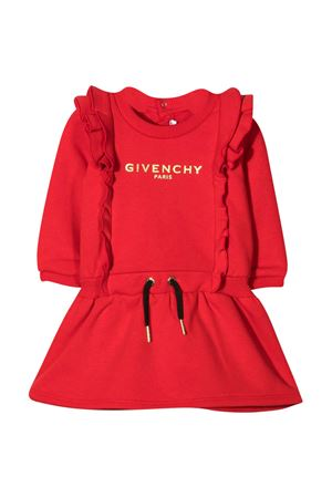 Red dress Givenchy Kids  Givenchy Kids | 11 | H02061991