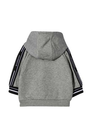 Felpa grigia Givenchy Kids Givenchy Kids | 39 | H05131A47