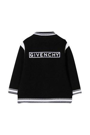 Cardigan nero Givenchy Kids Givenchy Kids | 39 | H0513409B