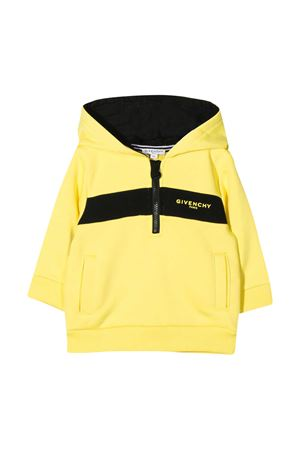 Yellow Givenchy Kids sweatshirt  Givenchy Kids | -108764232 | H05136508