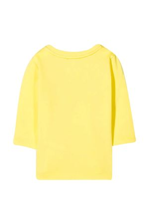 Yellow baby girl t-shirt Givenchy Kids  Givenchy Kids | 8 | H05139508