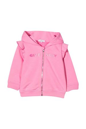 Pink baby sweatshirt Givenchy Kids  Givenchy Kids | 39 | H0514244G