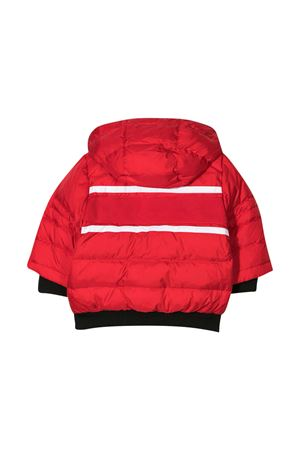 Piumino rosso Givenchy Kids Givenchy Kids | 783955909 | H06041991