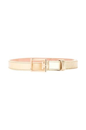Cintura oro Givenchy Kids Givenchy Kids | 22 | H10028Z98