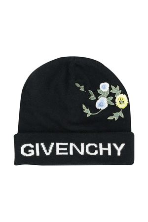 Berretto nero Givenchy Kids Givenchy Kids | 75988881 | H1100909B