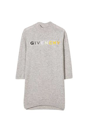 Abito grigio teen Givenchy kids Givenchy Kids | 11 | H12135A07T