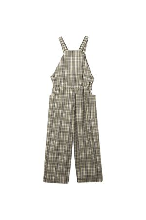 Checked jumpsuit Givenchy Kids  Givenchy Kids | 1481122335 | H14105Z40